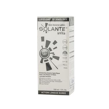 Solante Solante Irrita Sun Care Lotion SPF50+ 150ml Renksiz